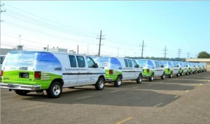 ThyssenKrupp propane vans line