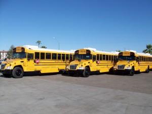 Mesa Public Schools propane buses