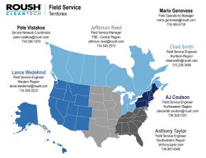 2020 Field Service Map 12.12.19