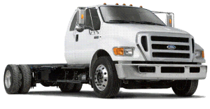 ford f 650 chassis cab roush cleantech ford f 650 chassis cab
