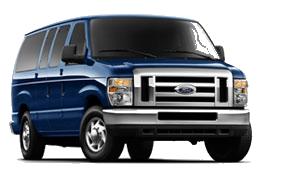 Ford E-350 - ROUSH CleanTech
