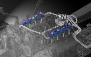 Fuel Line Injectors