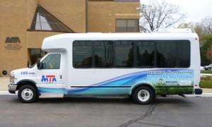 Flint MTA propane bus