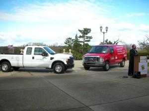 City of Cincinnati propane event
