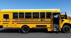 Kyrene School District propane bus