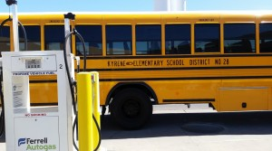Kyrene School District Ups Blue Bird Propane Buses to 85 Percent of