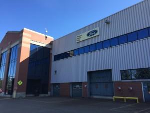 Ford engine plant tour
