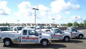 Kamps Propane F-250 Service Truck