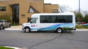 (Flint MTA) Type A shuttle bus