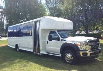 F-550 Shuttle Bus