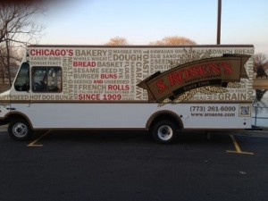 (Alpha Bakeries) E-450 Delivery Truck