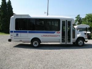 (Cleveland RTA) E-450 Shuttle Bus