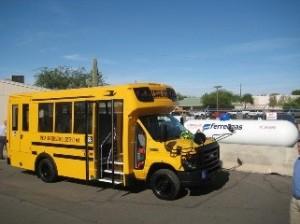 (Mesa Public Schools, Phoenix, AZ) Micro Bird G5 Type A School Bus