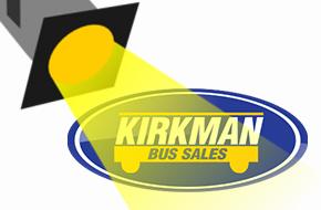 Dealer Spotlight - Kirkman Bus Sales April 2018