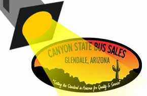 Canyon State Bus Sales Sept. 2018