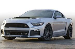 Alt Fuel Mustang November 2017