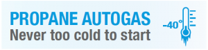 Propane Autogas - Never too cold to start