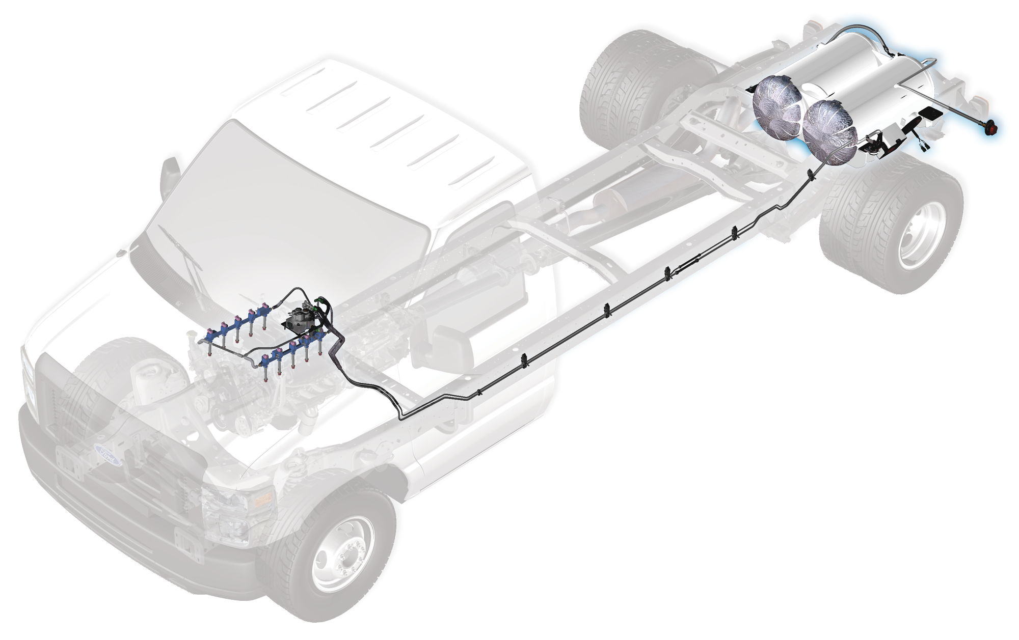 E-450 propane autogas