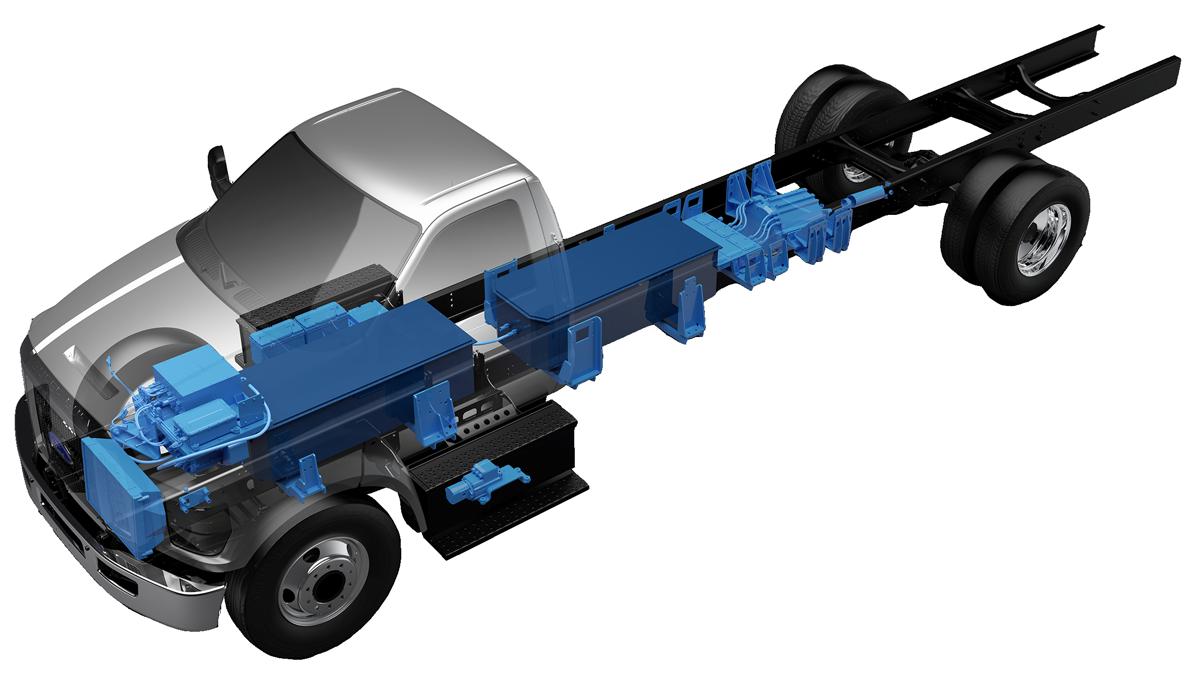 ROUSH battery electric vehicle