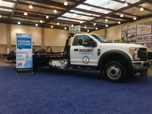 Stake Bed Truck TN Tow Show