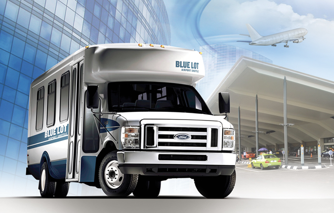Alt Fuel Airport Shuttle