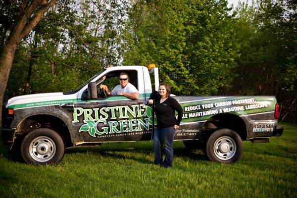 Pristine Green